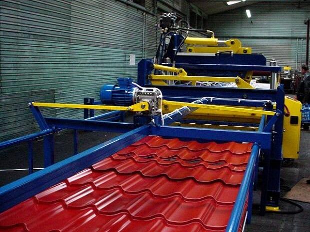 металочерепиця виробництво, Луцьк фото